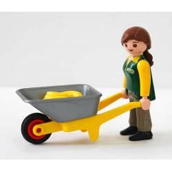 Playmobil Trabajadora del...