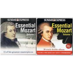 Essential Mozart. 2 CDs Promo