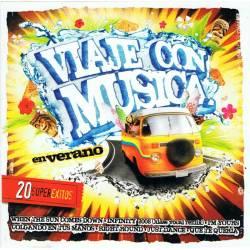 Viaje con Música en Verano. CD