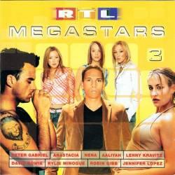 RTL Megastars 3. Doble CD