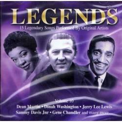 Legends. Vol. 10. CD