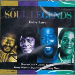 Soul Legends - Baby Love. CD