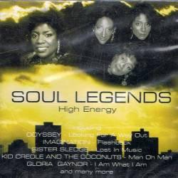 Soul Legends - High Energy. CD