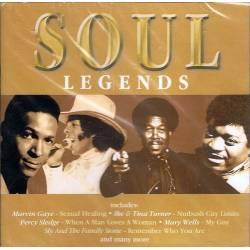 Soul Legends. CD