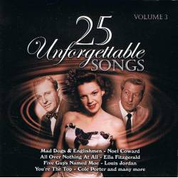 25 Unforgettable Songs...