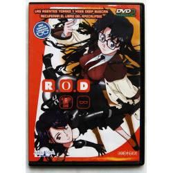 DVD R.O.D. Read or Die