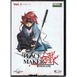 Peace Maker Kurogane. Vol....