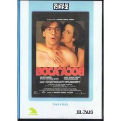 Boca a Boca. DVD