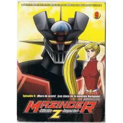 Mazinger Z Episodio 9. Muro...