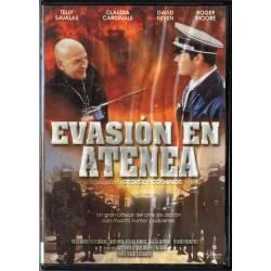 Evasión en Atenea. DVD
