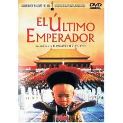El Ultimo Emperador. DVD