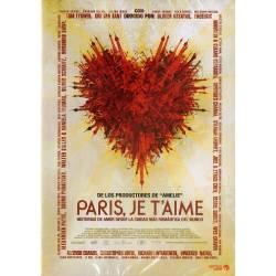 Paris, Je T'Aime. DVD