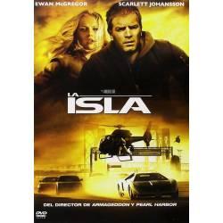 La Isla. DVD