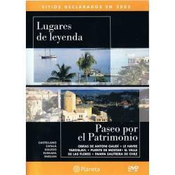 Lugares de Leyenda. Paseo...