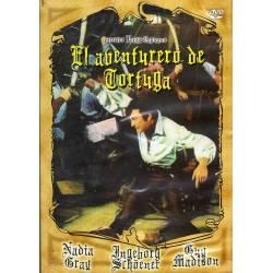 El aventurero de Tortuga. DVD