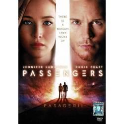 Passengers. DVD