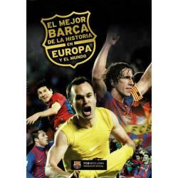 El mejor Barça de la...