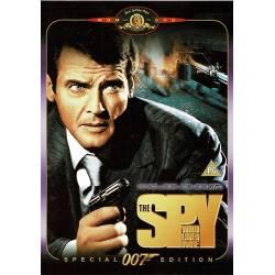 James Bond. The Spy Who...
