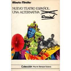 Nuevo teatro español: una...