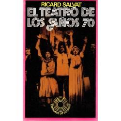 El teatro de los años 70....