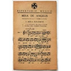 Repertorio Músico. Misa de...