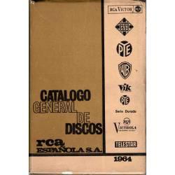 Catálogo General de Discos...