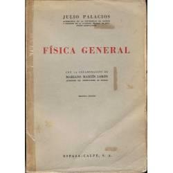 Física General - Julio...