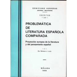 Problemática de Literatura...