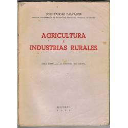 Agricultura e Industrias...