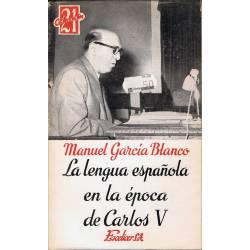 La lengua española en la...