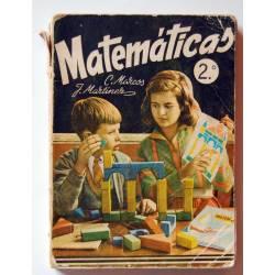 Matemáticas. Aritmética y...