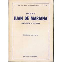 Padre Juan de Mariana....