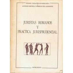 Juristas Romanos y Práctica...