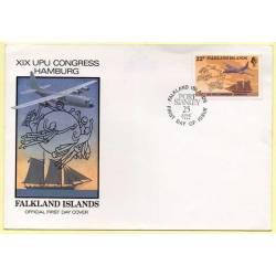 Sobre Primer Día Falkland...