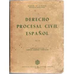 Derecho Procesal Civil...