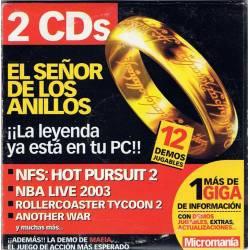 CD Micromanía (2 CDs). El...