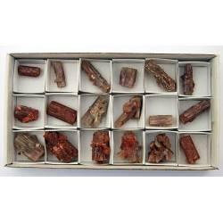 Caja completa con 18 piezas...