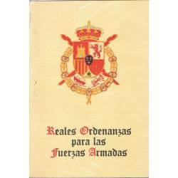 Reales Ordenanzas para las...