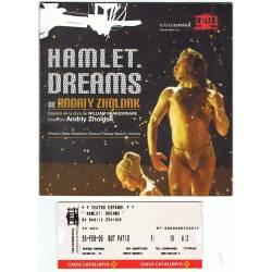 Hamlet Dreams de Andriy...