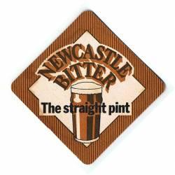Posavasos Cerveza Newcastle...