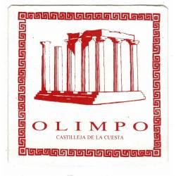 Posavasos Olimpo....