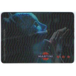 Imán publicitario Martini 3D