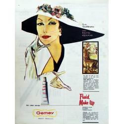 Publicidad Crema Gemey...