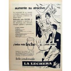 Publicidad Leche condensada...