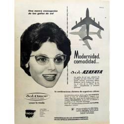 Publicidad Gafas de Sol...