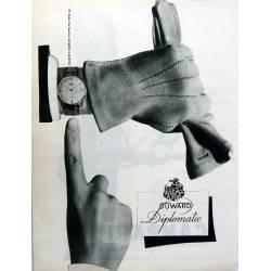 Publicidad Reloj Duward...