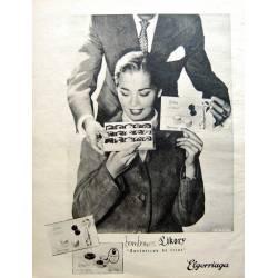 Publicidad Bombones Likory...