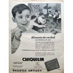 Publicidad Galletas...