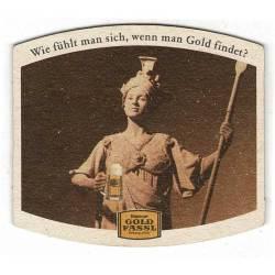 Posavasos Cerveza Gold...
