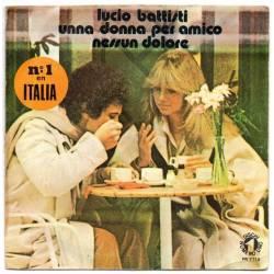 Lucio Battisti - Unna donna...